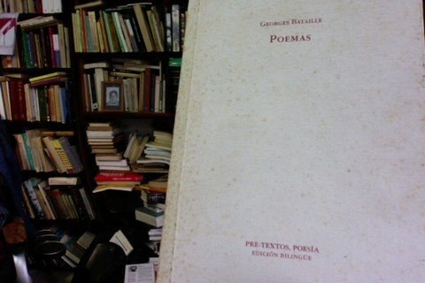 Poemas - Georges Bataille
