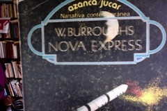 Nova express - William Burroughs
