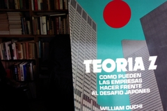 Teoria Z - William Ouchi