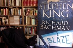 BLAZE - STEPHEN KING  WRITING AS RICHARD BACHMAN