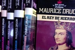 Los reyes malditos -           Maurice Druon    7 tomos