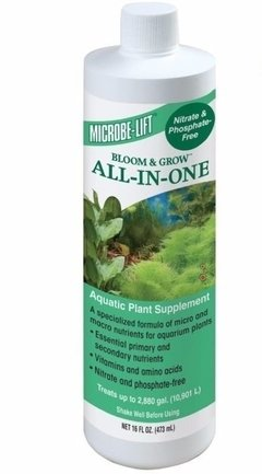 Bloom & Grow - All in One 118ml Microbe-Lift