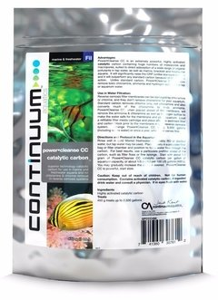 Power Cleanse CC Catalytic 450G CONTINUUM