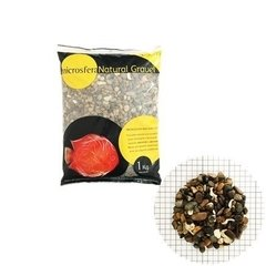 Substrato Natural Gravel Cichlid Mix 327 (3-4mm) 1Kg
