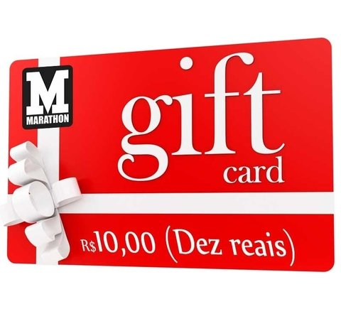 GiftCard R$10,00