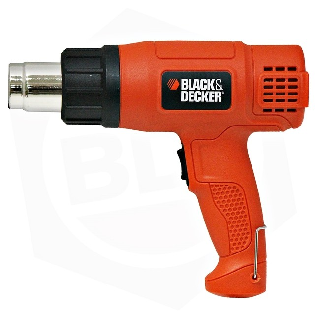 Pistola de Calor Black + Decker HG1500-AR