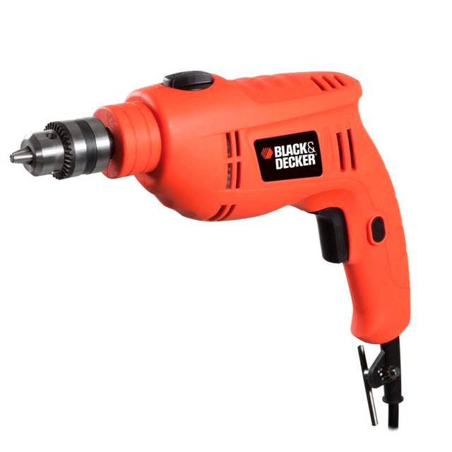 Taladro Percutor Black + Decker TP550