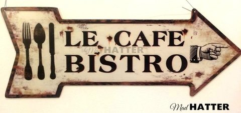 Cartel Le Cafe Bistro