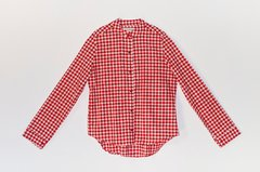COTTON GINGHAM SHIRT - buy online