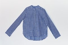 COTTON GINGHAM SHIRT - online store