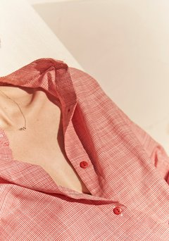 COTTON GINGHAM SHIRT on internet