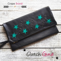 CLUTCH BAG GINA