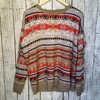 GR 0099 - SWEATER TEJIDO ARABESCOS