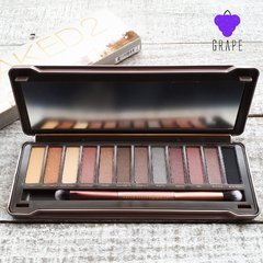 NAKED 2 EYESHADOW PALETTE - Grape Brand