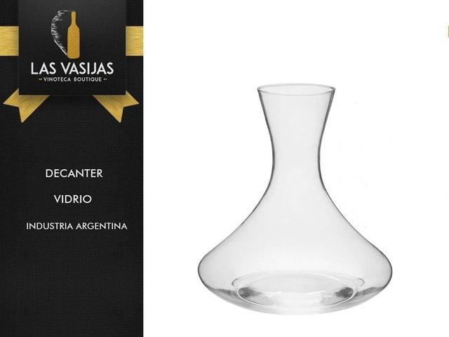Botellon Decanter