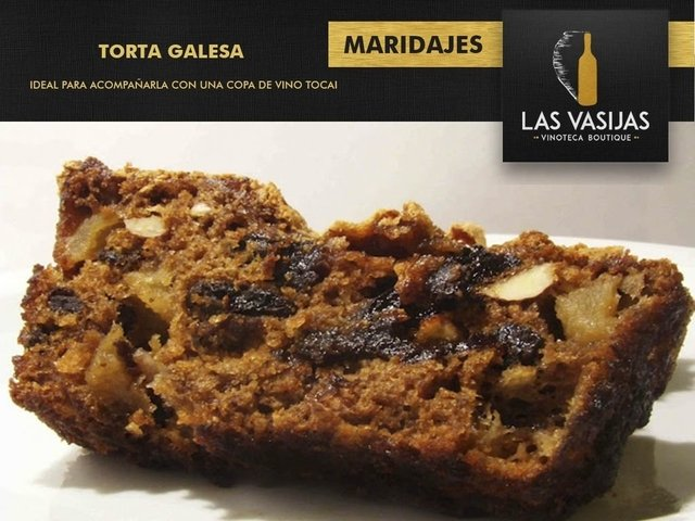 Torta Galesa - Memorable - comprar online