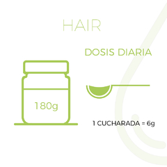 BIO-ACTIVE + HAIR - Giovegen