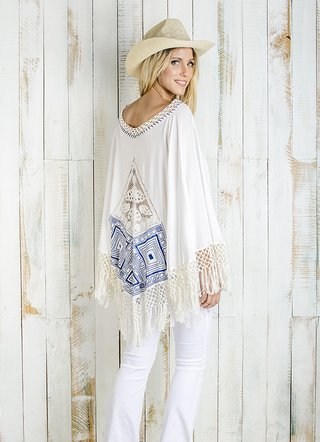 Poncho Bamboo - comprar online