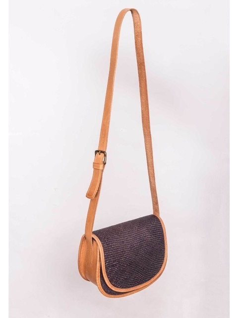 Cartera Toquilla Black
