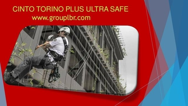 CINTO TORINO PLUS ULTRA SAFE - CASA DO ALPINISTA