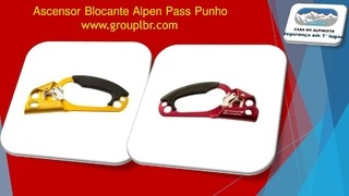 Ascensor Blocante Alpen Pass Punho