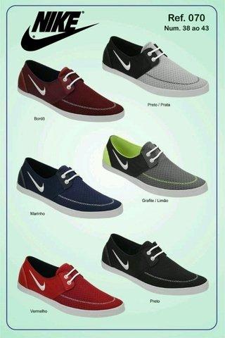 a024377842c Sapatos social da Nike adidas e lacoste na internet ...