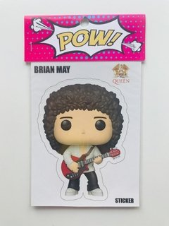 Stickers - Músicos Brian May