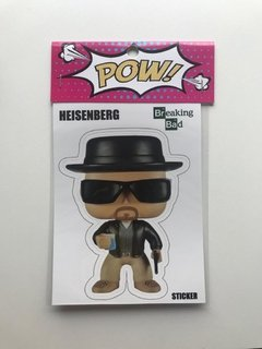 Stickers - Heinsenberg Breaking Bad
