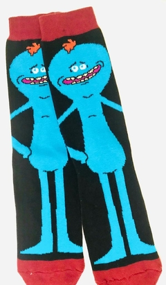 Medias Rick and Morty - Meeseeks - comprar online