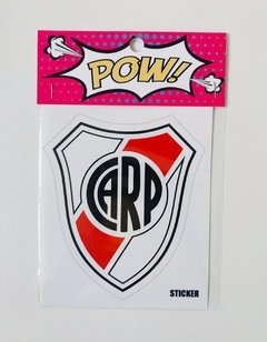 Stickers - Escudo River