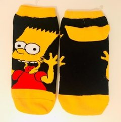 Soquetes Simpsons - Bart