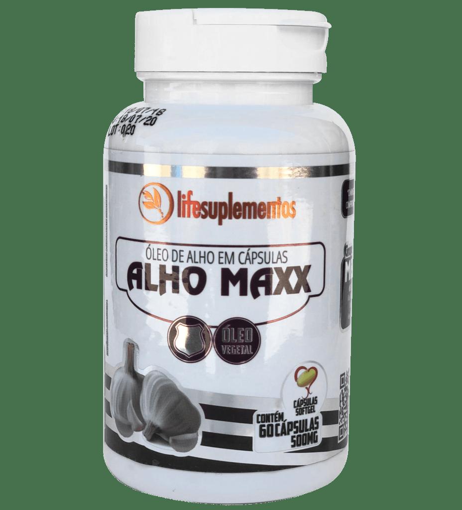 4fad98d2b ÓLEO DE ALHO - 60 CÁPSULAS - Comprar em Quality Bio