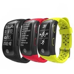 Smartband Gps Sports Pro Sumergible Ip68 S908 Smartwatch