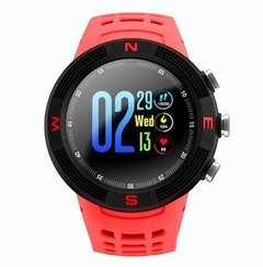 Mi Smartwatch Dt No.1 Con Gps F18 Smart Watch Sumergible - tienda online