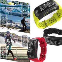 Smartband Gps Sports Pro Sumergible Ip68 S908 Smartwatch en internet