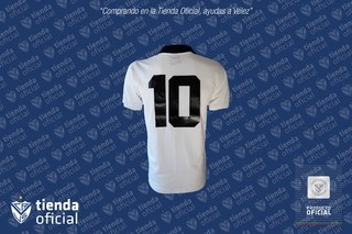 Camiseta Retro Blanca en internet