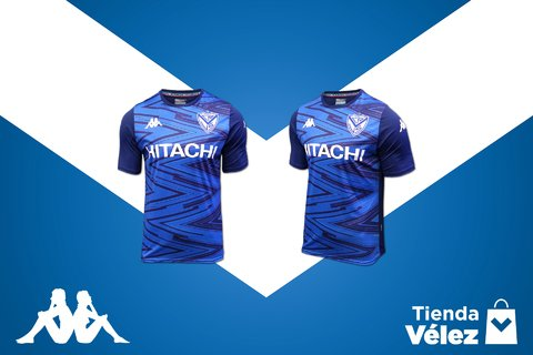 Remera Pre Match Vélez 2018 en internet