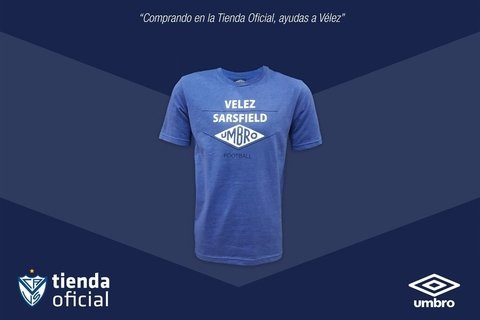 Remera Football Velez - comprar online