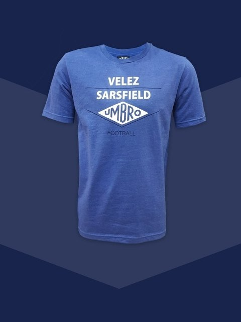 Remera Football Velez