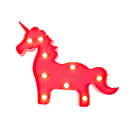 Lámpara Unicornio Led en internet
