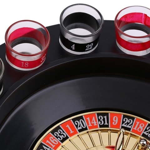 Ruleta con Chupitos en internet