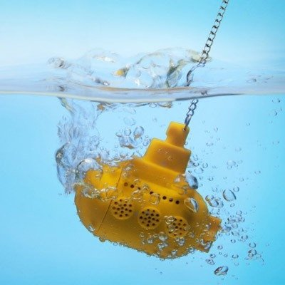 Infusor Yellow Submarine en internet