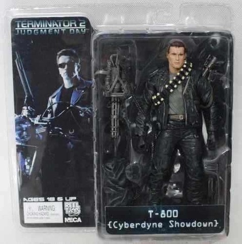 Exterminador Do Futuro Cyberdyne Showdown - Neca