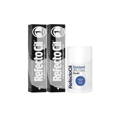 2 Refectocil Preto 1.0 + Oxidante 100ml
