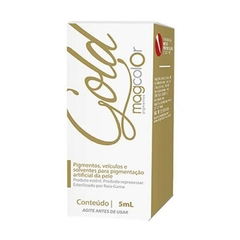 Pigmento MagColor Gold 5ml - Pink