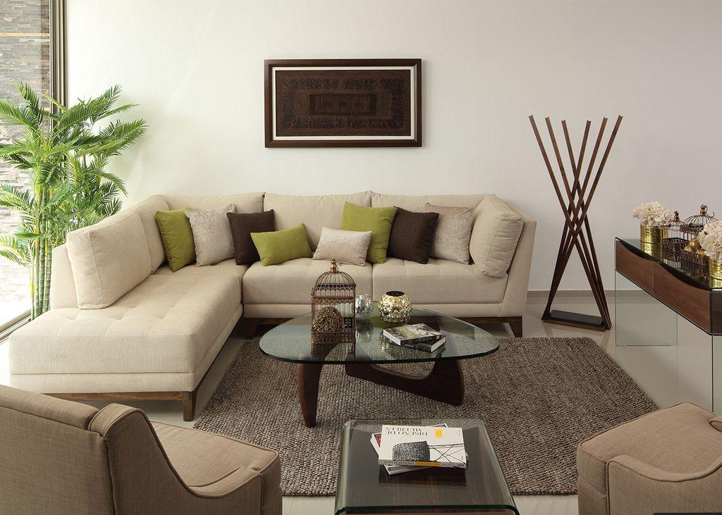 Sala esquinera andrea comprar en trazzo studio for Decoracion de casas modernas y elegantes