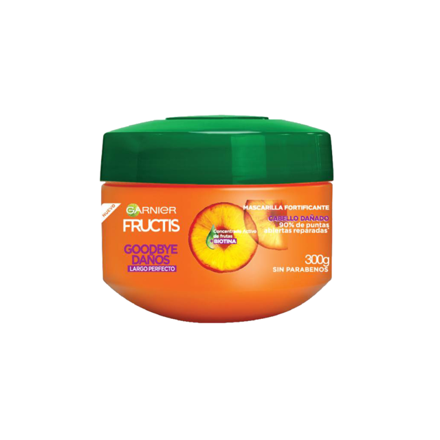fructis goodbye danos largo crema de tratamiento 300 ml