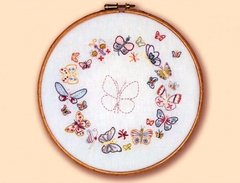 Kit Collection Zen n°8 - Papillons - comprar online