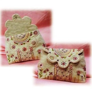 Ref 932 - Kit Pochette Printemps