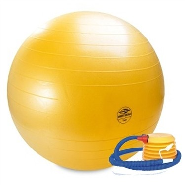 10cddddb5c Bola Pilates GymBall + Bomba - Mormaii